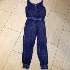 Girls Jumpsuit size 7/8
